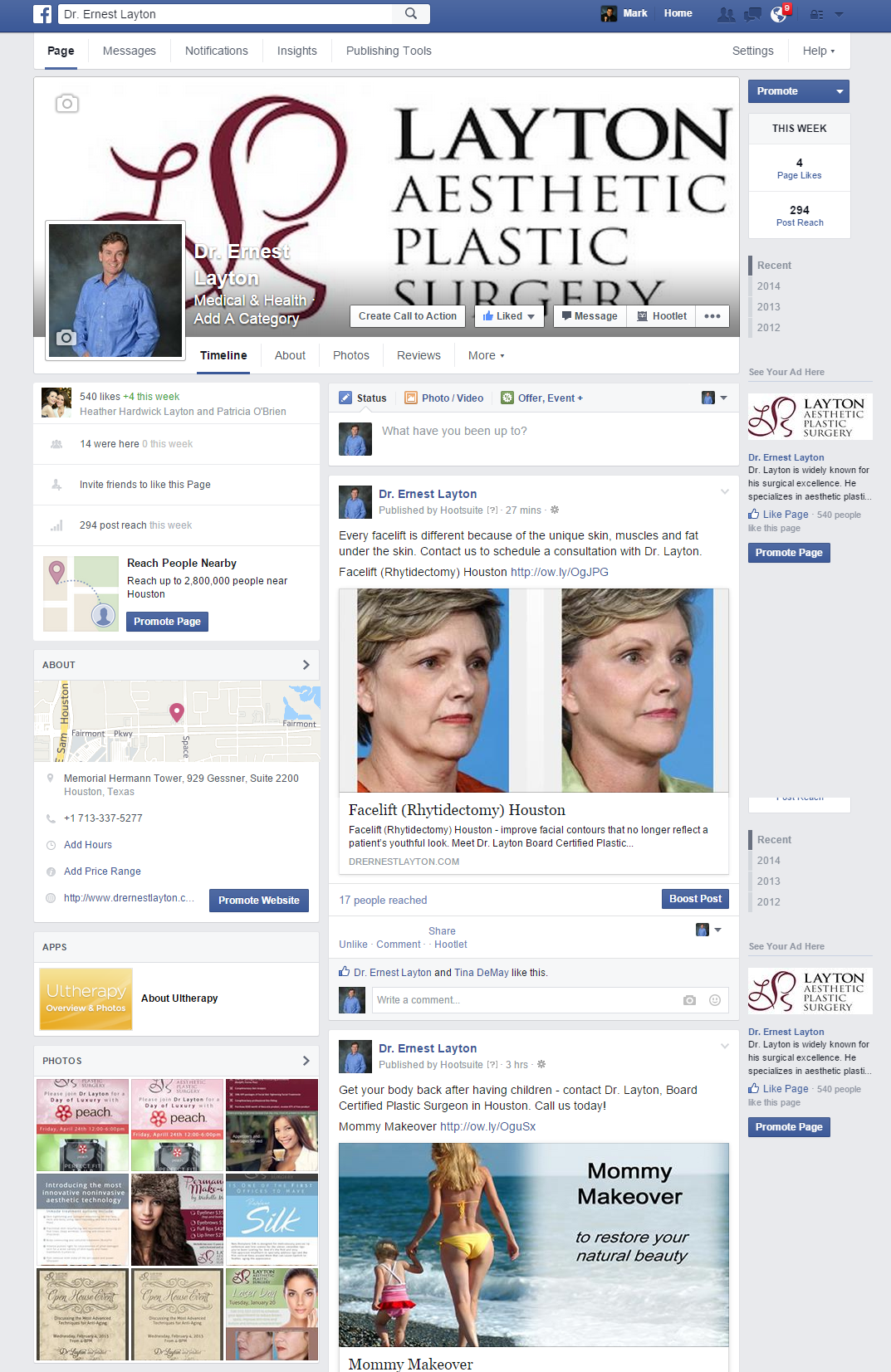 Houston Facebook Marketing - Dr Layton - facebook.com 2015-06-13 11-34-01