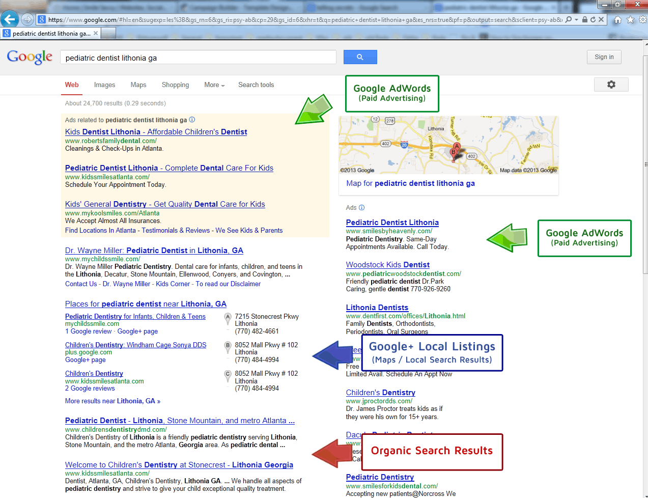 Houston PPC Services - Houston Mobile Ads PPC Services - click-to-call-only-ads Houston PPC Services SEO Houston