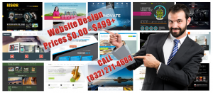 Web Design Prices - $0.00 to $499+ Houston Website Design Services - Custom Designed Websites