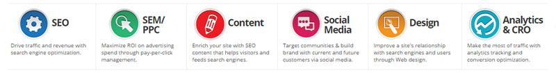 Houston SEO, PPC, Social, Email Marketing