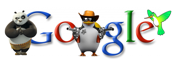 SEO Houston Services - panda-PenguinHummingbird
