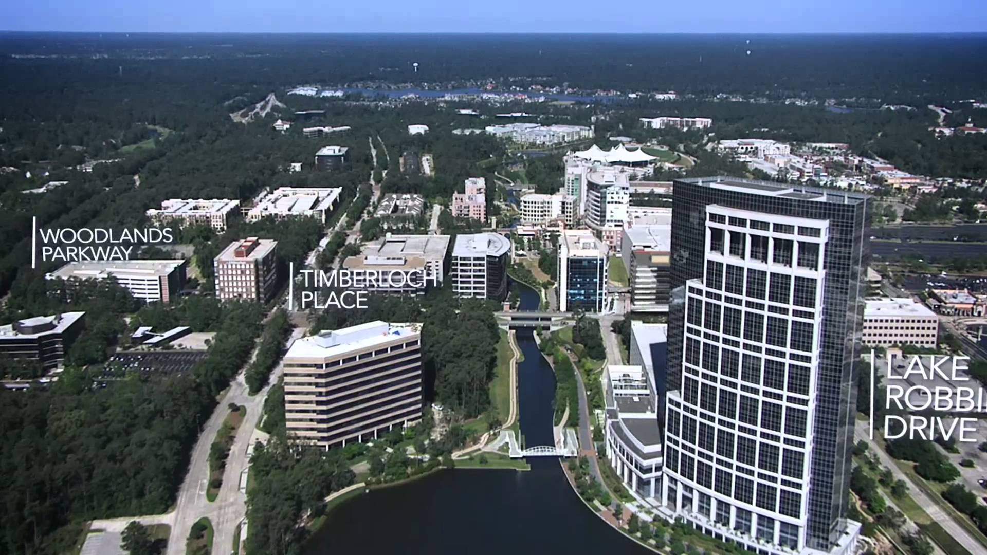 SEO Houston Company - The Woodlands Skyline