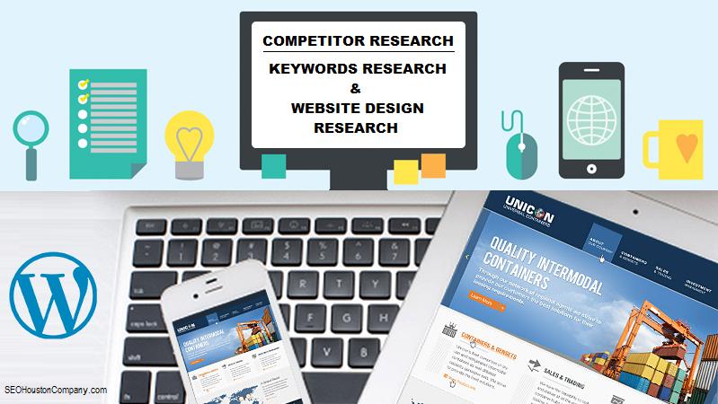 Houston Web Research