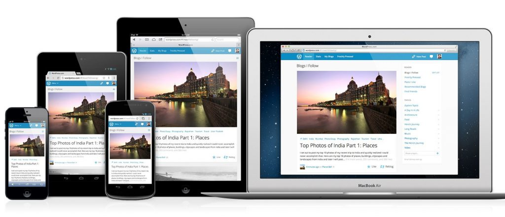 Wordpress Web Design Houston