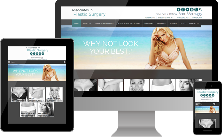 WordPress Website Design Houston medical-wordpress-responsive-website-design