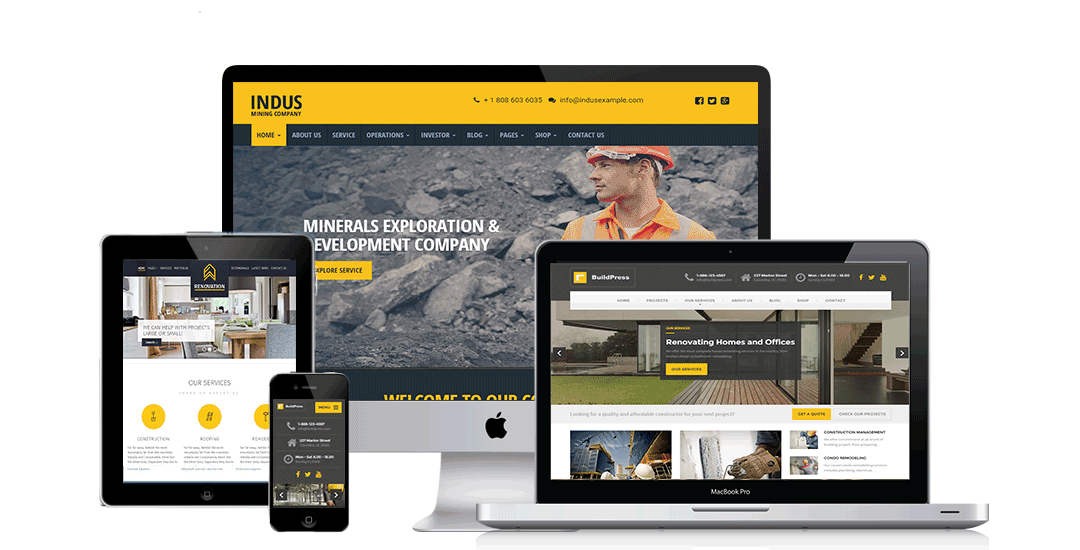 Website Design Aldine