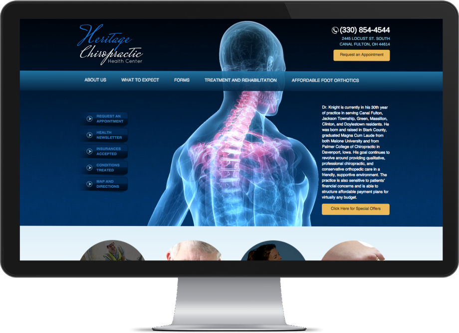 Website Design Houston Medical Center - Medical Clinics SEO Web Design Houston