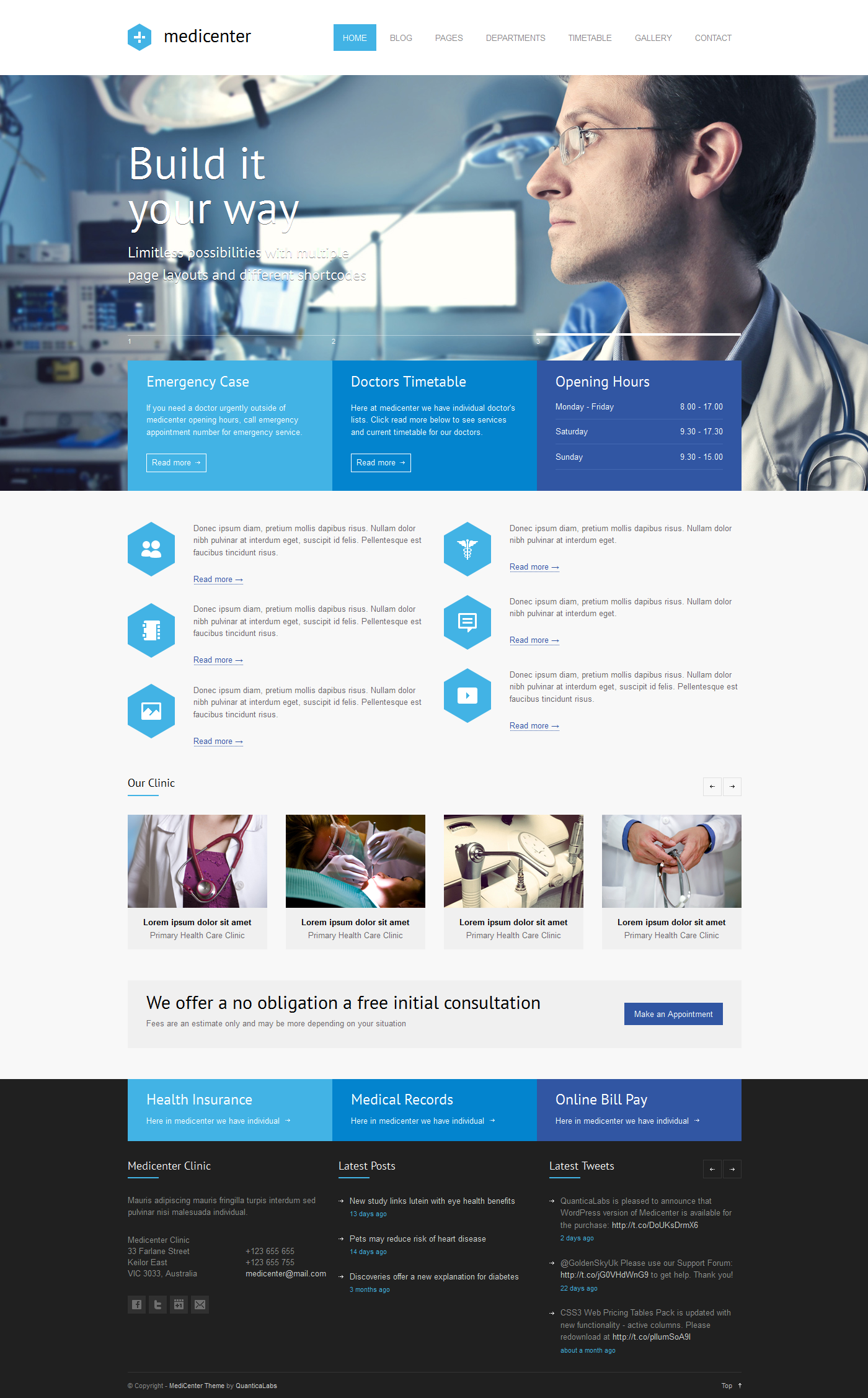 Medical Clinic Website Houston - Medical Clinic Website Houston Design & SEO services for Doctors, Dentists, Medical Health Care Professionals, Health Service Providers