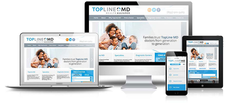 Medical Clinics SEO Web Design Houston