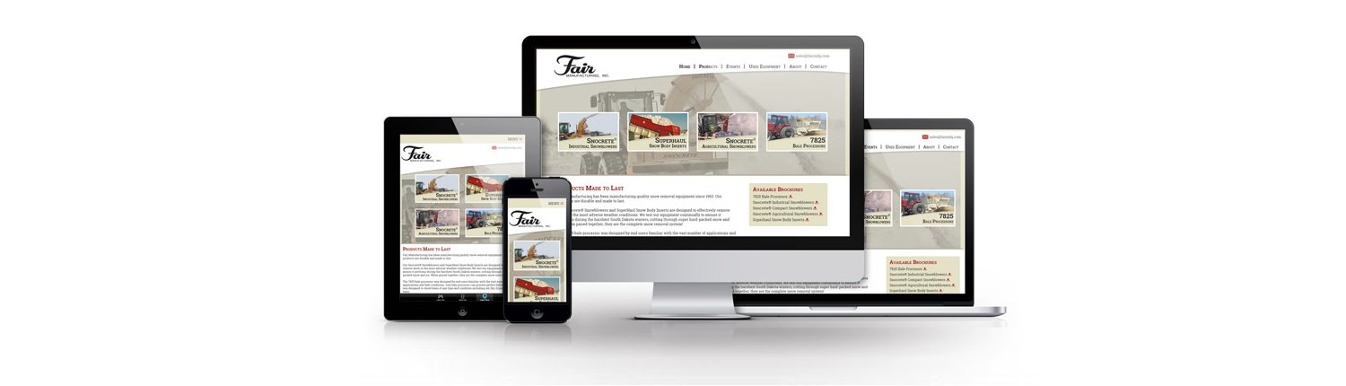 Website Design Tomball Manufacturing-Website-Design-Responsive