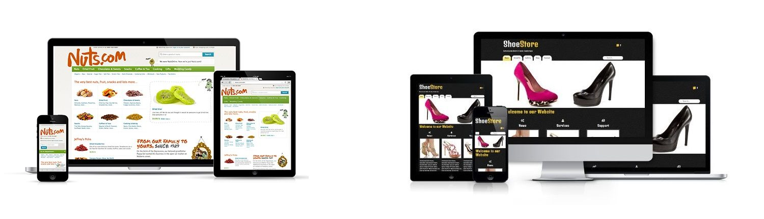 Website Design Copperfield Custom website design Copperfield businesses increase retail shopping experience.