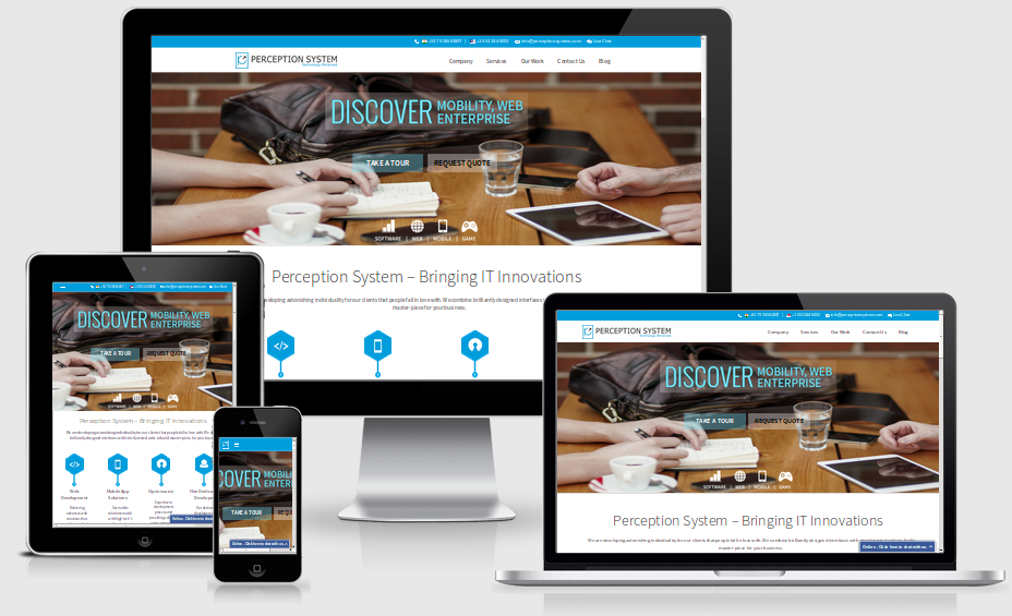 Website Design Memorial