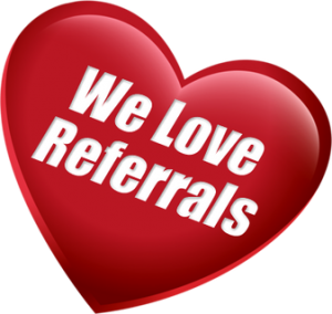 Refer us business